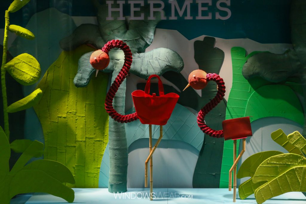 Hermes, Barcelona, June 2016 von WindowsWear PRO
