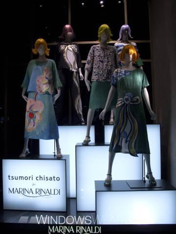 Marina Rinaldi, Milan, February 2016 von WindowsWear PRO