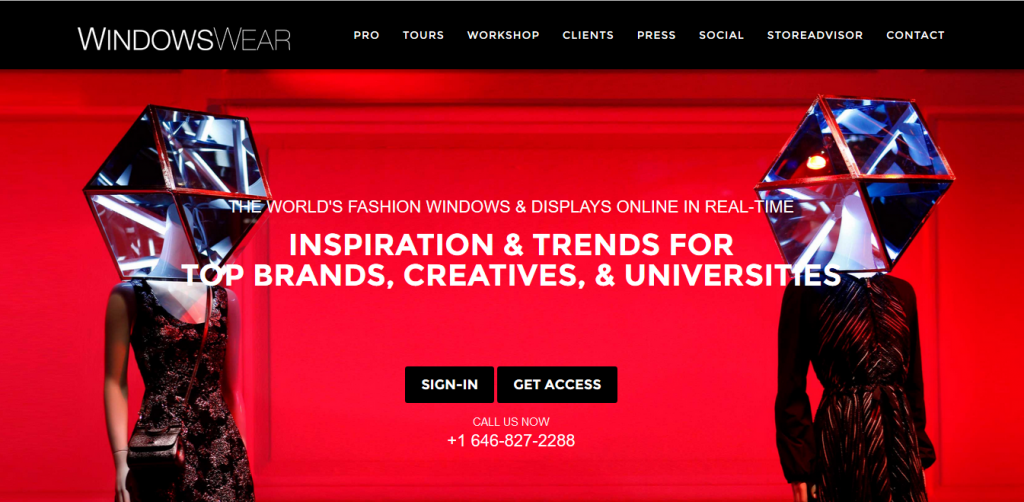 WindowsWear Website